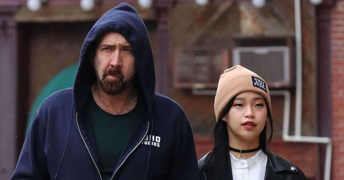 Nicolas Cage married for the fifth time: he married his partner Riko Shibata - MRT