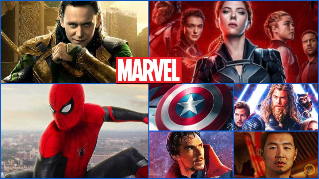 Marvel Universe calendar: date of all the movies and series that will come