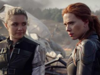 """Marvel releases new material from """"Black Widow"""""""