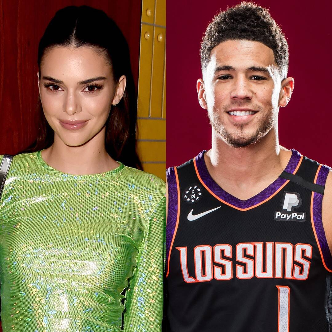 Devin Booker teases Kendall Jenner with the perfect joke