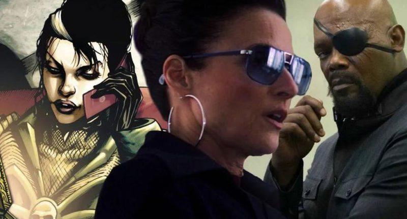 Marvel: the story of Valentina Allegra de Fontaine according to the comics