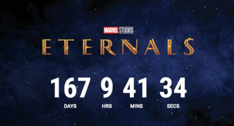 """Marvel changes the name of the film to """"Eternals"""" begins the countdown"""