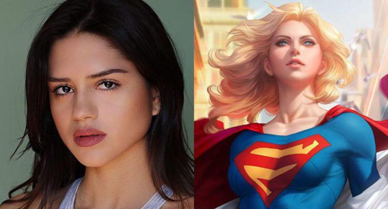 Sasha Calle will be Supergirl la strap The Flash of DC