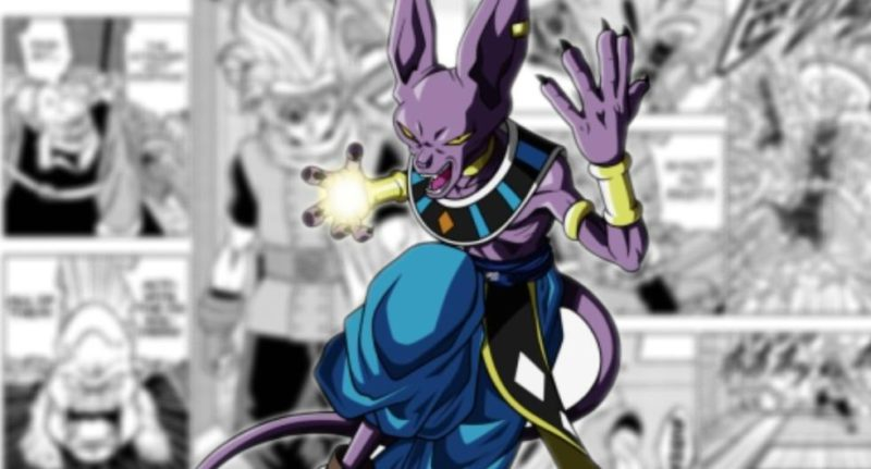 Dragon Ball Super: fans discover which comic Beerus reads in his spare time