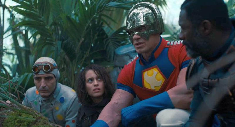 """Watch the new trailer for James Gunn's """"The Suicide Squad"""""""