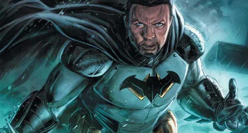 DC Comics reveals new Batman, meet who Tim Fox is
