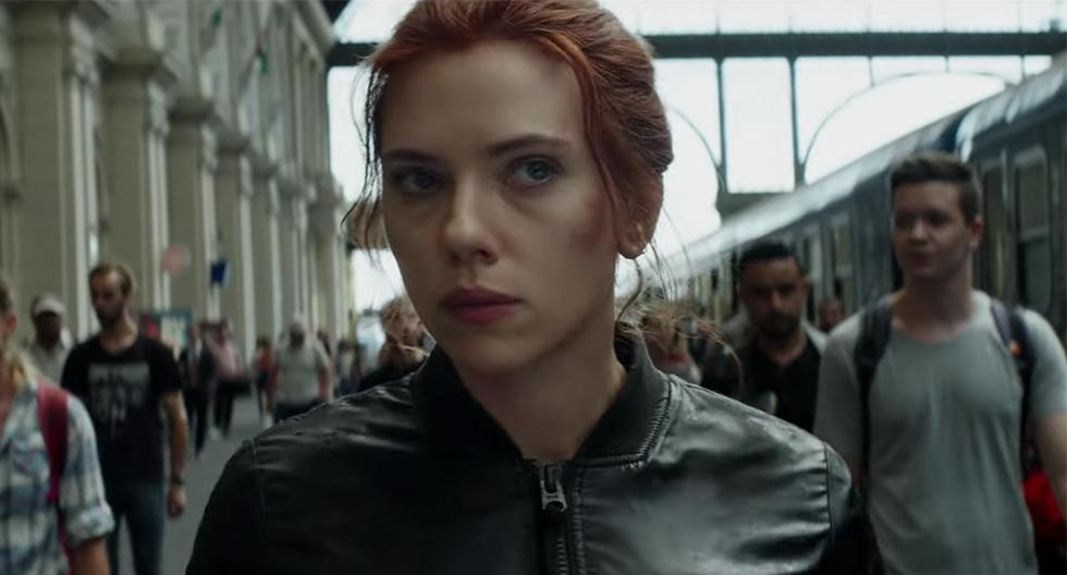 Black Widow releases new trailer prior to premiere in theaters and Disney Plus