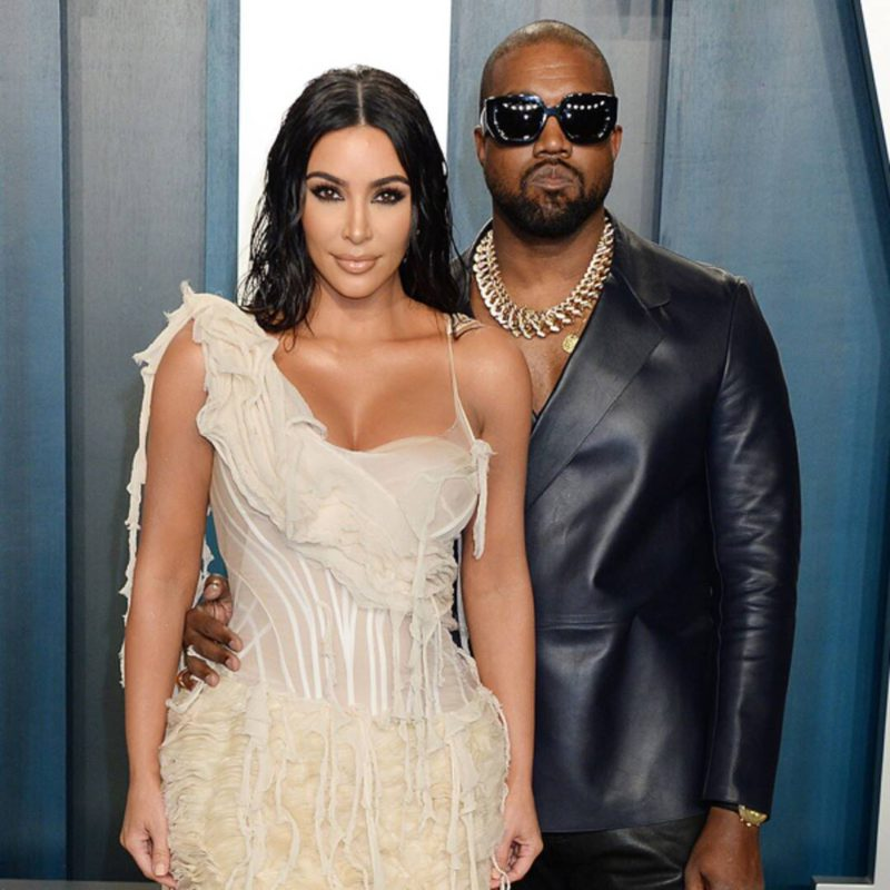 See how Kim Kardashian continues to show her support for Kanye West