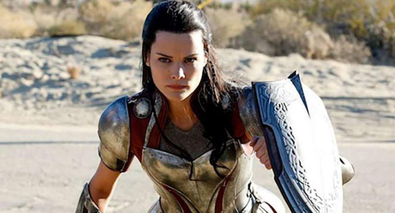 Marvel: Jaimie Alexander says goodbye to filming Thor Love and Thunder