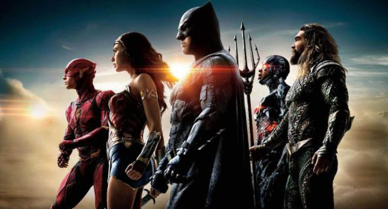 They calculate that 10% of Zack Snyder's Justice League is Slow Motion