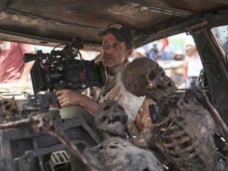 ¡Zack Snyder tuvo un cameo en El Ejército de los Muertos!