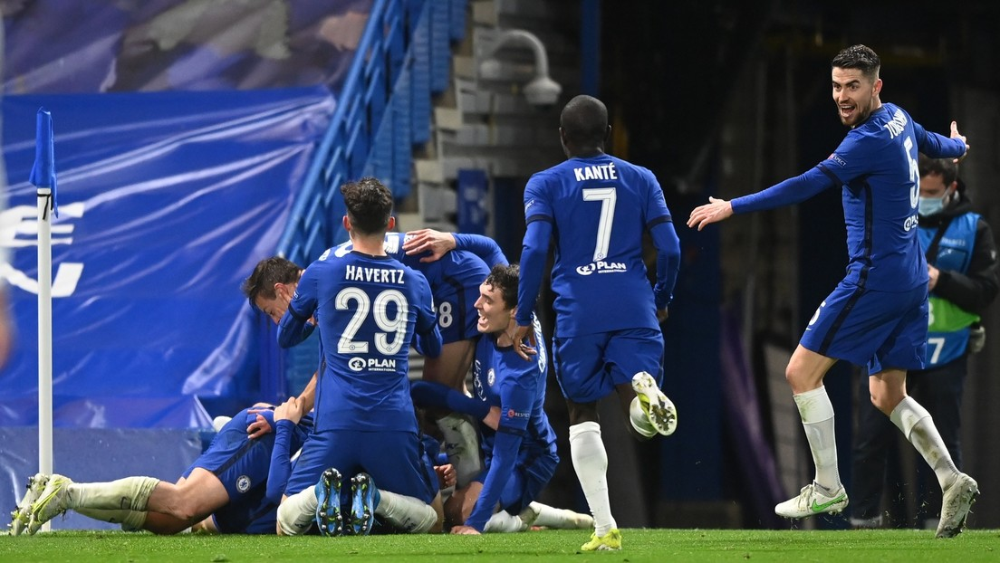 Chelsea Defeat Real Madrid And Go To The Final Of The Champions League Market Research Telecast