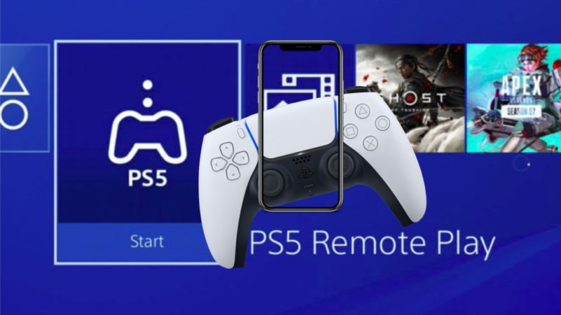 PS5 Remote Play now allows using DualSense on iOS (iPhone, iPad, Mac)