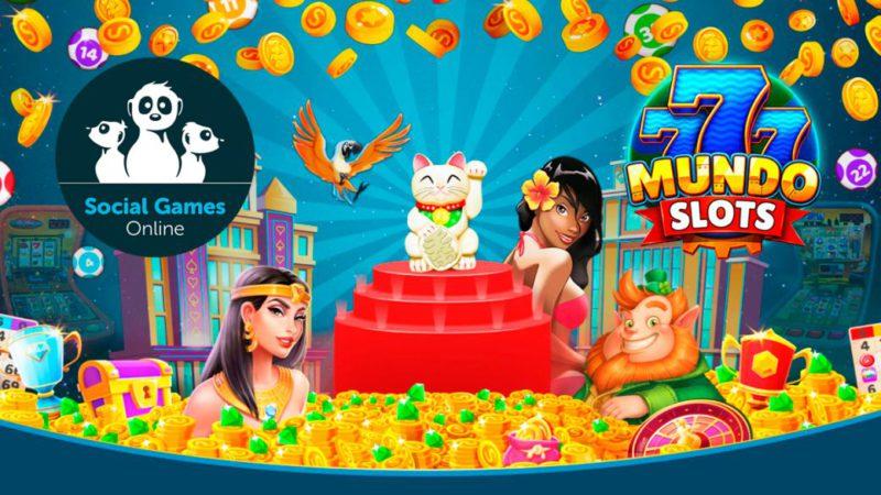 Mundo Slots: the universe of experiences that has revolutionized social casino games