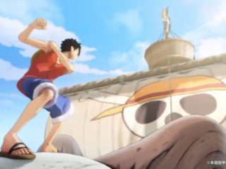 Announced One Piece Project Fighter, a new mobile game;  first trailer