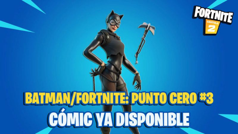 Batman x Fortnite Comic: Zero Point 3 Now Available;  where to buy and how to redeem the code