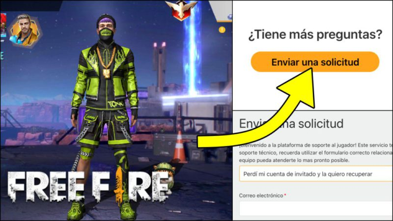 How to recover your Free Fire account with ID