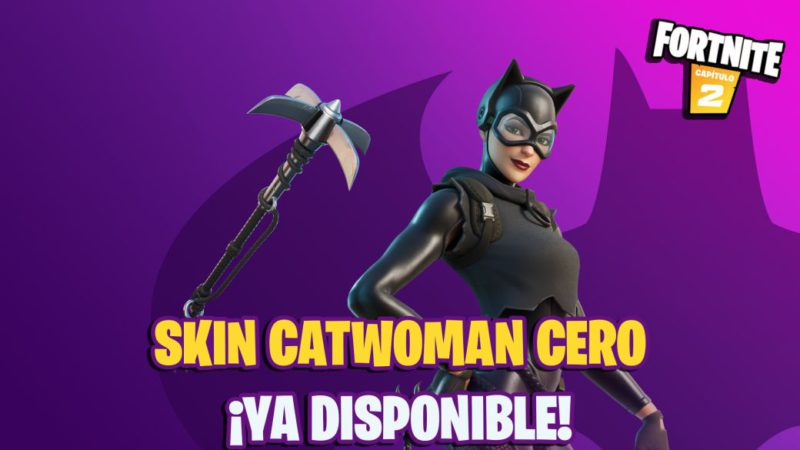 Fortnite: Catwoman Zero skin now available;  price and contents