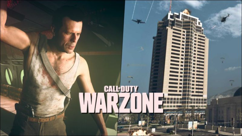 Nakatomi Plaza from CoD Warzone: How to Complete All Side Quests