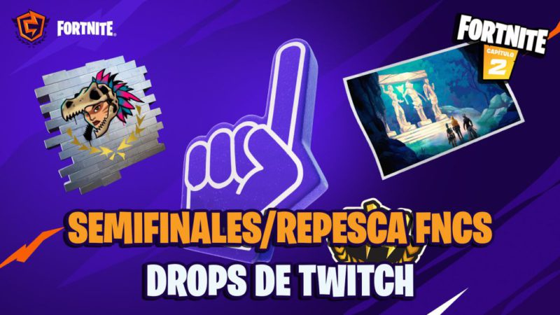 FNCS Fortnite Season 6, Semifinals and Repechage Phase: Dates, Times and How to Get Twitch Drops
