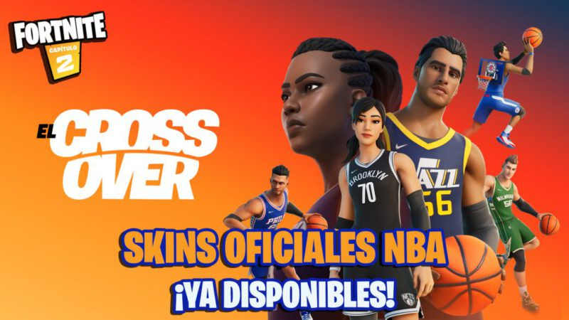 Fortnite: NBA skins now available;  price and contents
