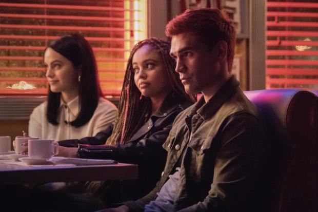 """The characters of """"Riverdale"""" could still integrate other enemies and allies of """"The hidden world of Sabrina"""" (Photo: The CW)"""