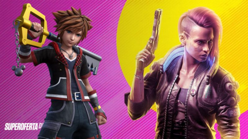 Super offers in Epic Games Store: great discounts and free 10 euro coupon