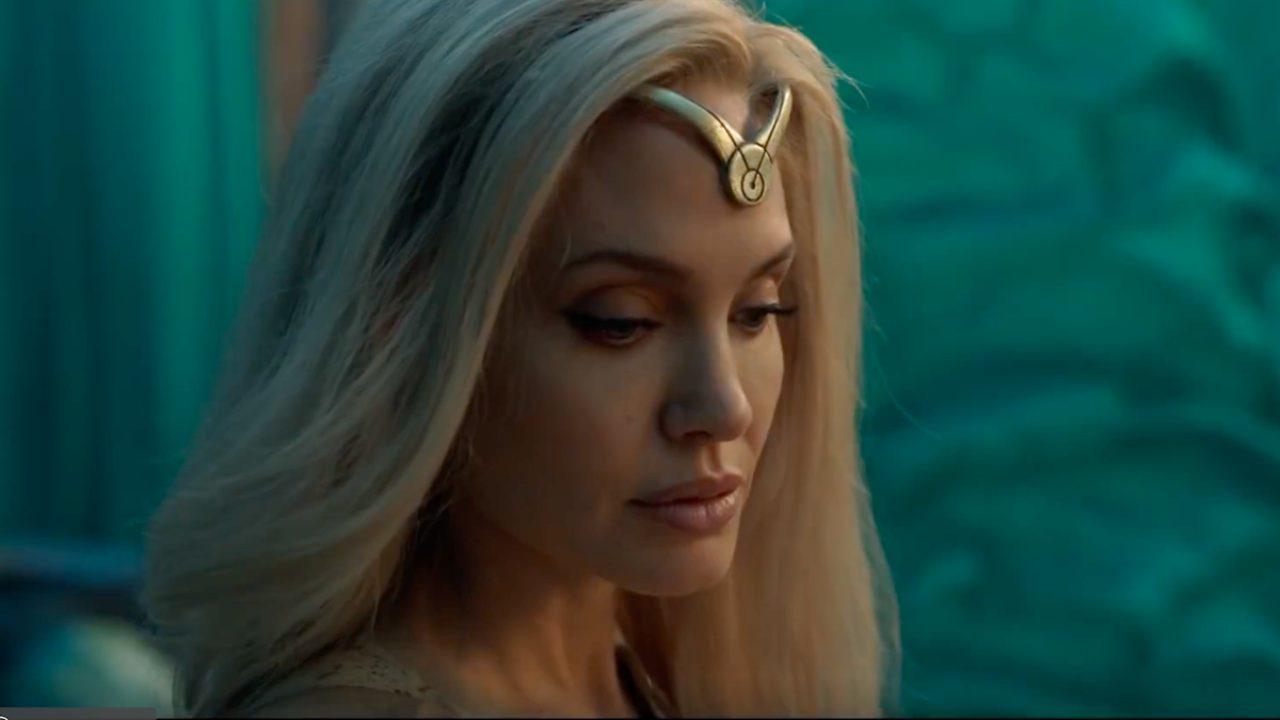 Marvel Studios' Eternals - Official Teaser Trailer - Market Research  Telecast