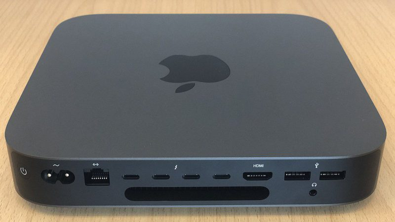 The new Mac mini could bring a magnetic connector and the M1 processor