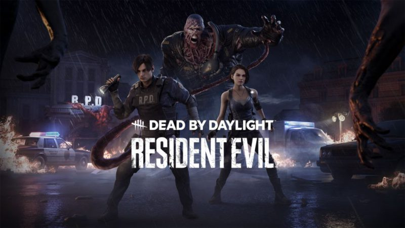 Dead by Daylight x Resident Evil: trailer, date and details with Leon, Nemesis and Jill