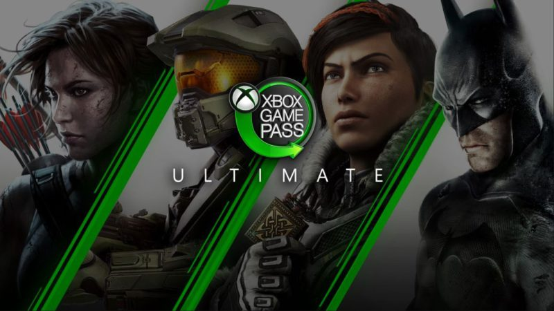 Xbox offers: 3 months of Xbox Game Pass Ultimate for 1 euro;  for new users