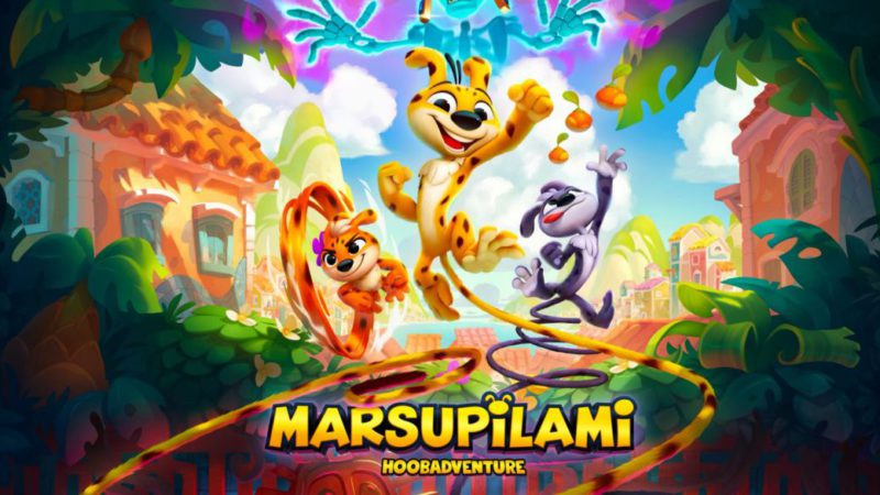 Marsupilami announced: Hoobadventure, jumps and platforms with classic flavor