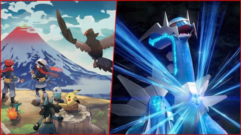 Leyendas Pokémon: Arceus remakes perla diamante confirmadas lanzamiento calendario