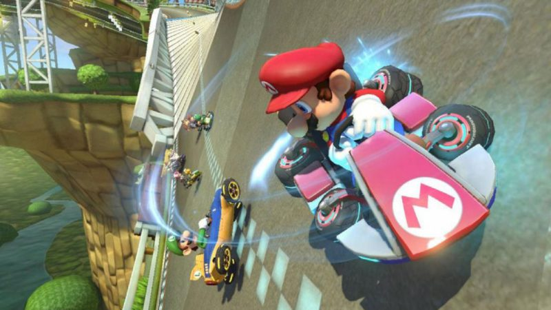 Mario Kart 8 Deluxe is updated for the first time since 2019 to fix bugs