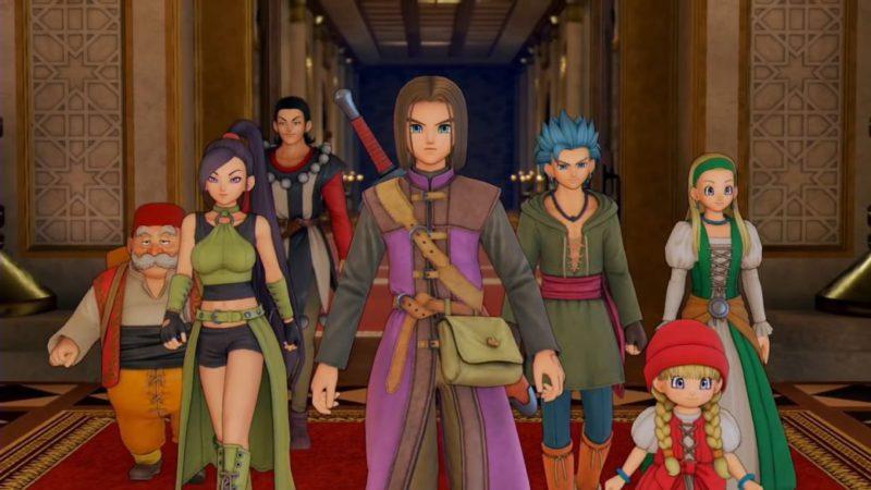 Dragon Quest XI surpasses 6.5 million copies distributed