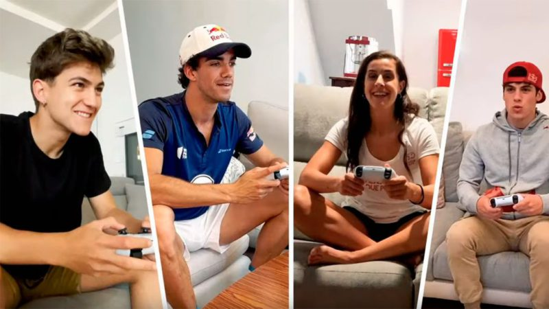 Amaya Valdemoro, Willyrex and Marcos Llorente star in inspiring new PlayStation video