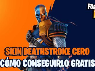 Skin Deathstroke Zero in Fortnite;  how to get it for free: date, time and how to participate in the cup