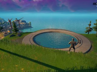 Fortnite: visit the ruins of SHADOW and SPECTRUM