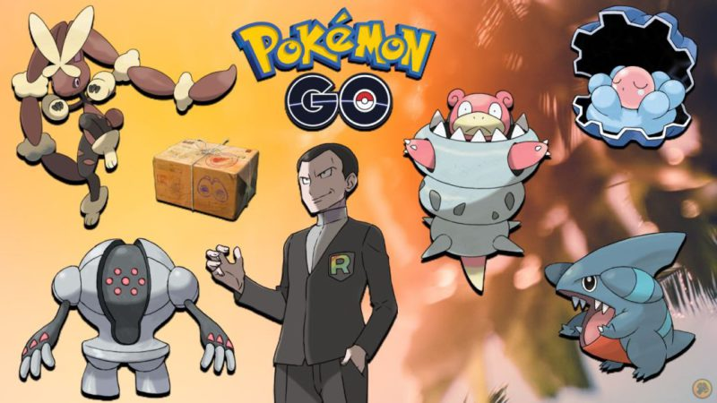 Pokémon GO en junio