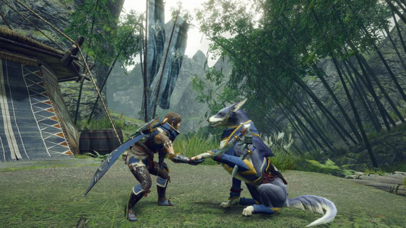 Monster Hunter Rise Reaches 7 Million Units Sold;  gift for players