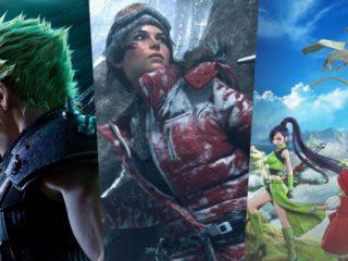 Final Fantasy, Dragon Quest, Tomb Raider, how much has each saga sold?