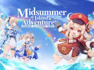 Genshin Impact version 1.6 Summer, islands and adventures !: Date, trailer and news