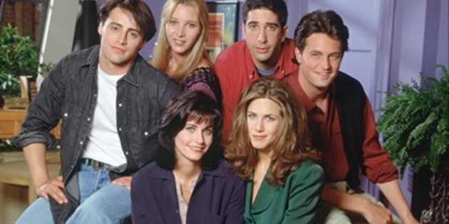 A fortune: the millionaire salaries received by the actors of Friends
