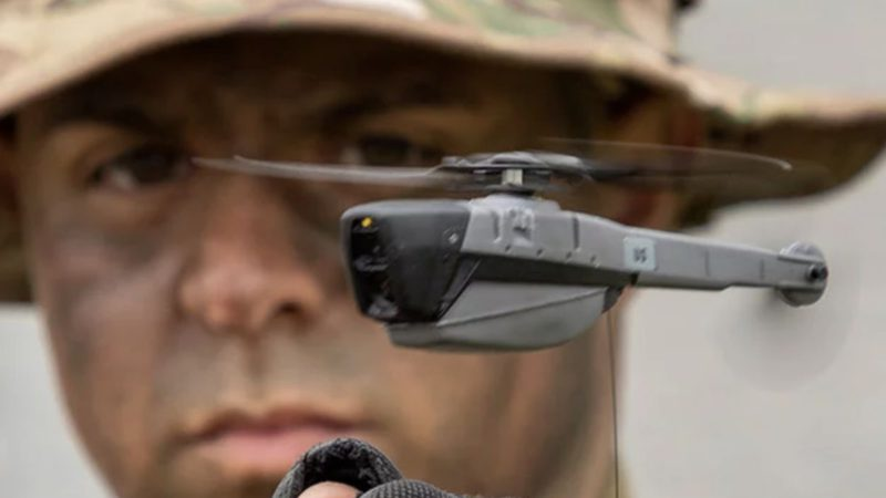 A drone attacks humans without being ordered: Its autonomous AI decided the attack