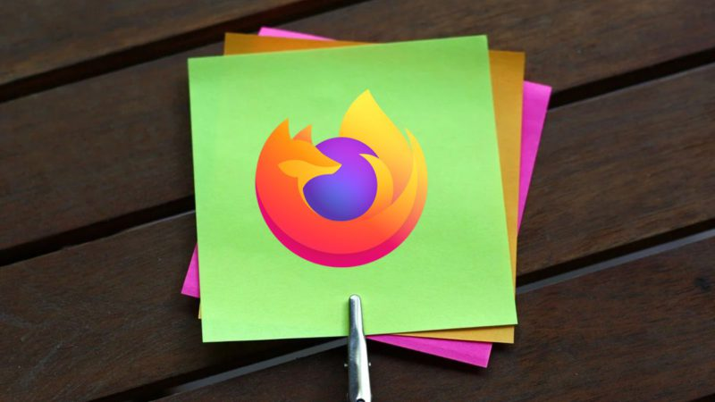 How to write notes in Firefox and save them on your PC