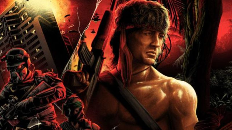 Beyond Call of Duty Warzone: Rambo in video games