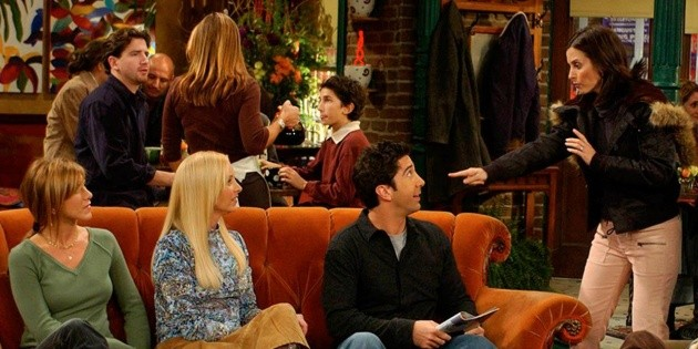 Friends special was all the rage on HBO Max, but was surpassed by a movie