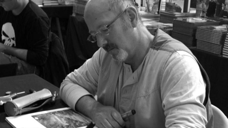 Benoit Sokal, creator of the Syberia saga, passes away