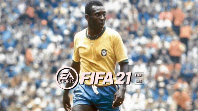 FIFA 21: Pelé chooses his dream team in FUT, now available in Squad Battle