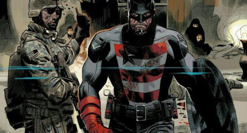 Marvel: why doesn't US Agent have its comics shield in the MCU?